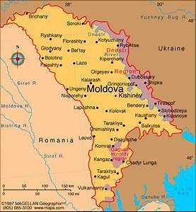 Moldova maps | Eurasian Geopolitics