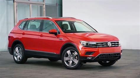 2019 Volkswagen Tiguan Warranty Xe Petalmistcom
