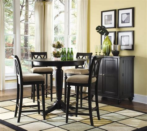 small bar height table small counter height dinette sets dining room 22 top