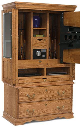 furniture hidden gun safes  furniture interior