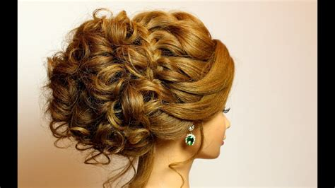 Updo Hairstyles For Hair Tutorial by Bridal Hairstyle For Medium Hair Tutorial