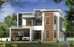 3200, Square, Feet, Double, Floor, Contemporary, Home, Design