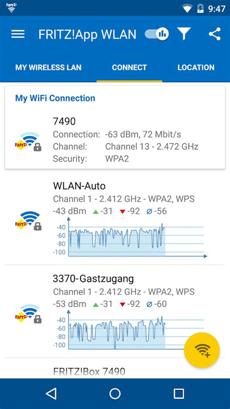 fritz app wlan android apps on play
