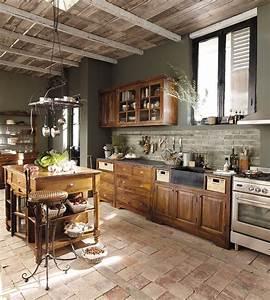 Lubéron, La Bellezza del Legno nella Cucina Classica Arredica