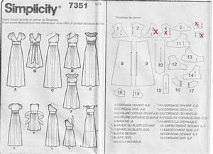 patron gratuit d39une robe longue With patron robe évasée gratuit
