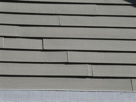 fiber cement siding common installation defects