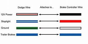 2014 Ram 2500 Brake Controller Wiring Diagram