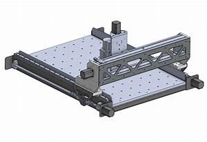 DIY CNC Router: Design – Jeremy Young Design