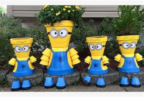 vasi da giardino fai da te vasi in terracotta decorazioni da giardino fai da te