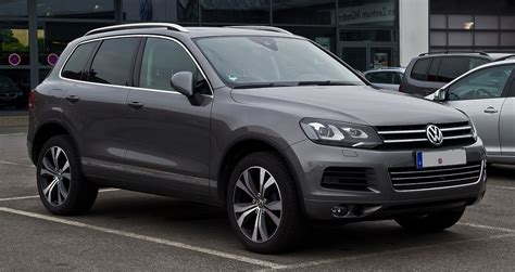 Volkswagen Touareg : Volkswagen Touareg