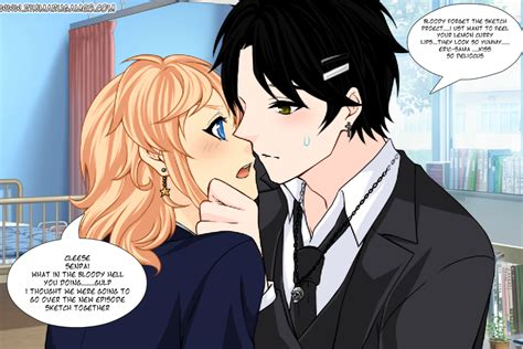 anime kiss maker should be working not kissing anime by jamarx93 on deviantart