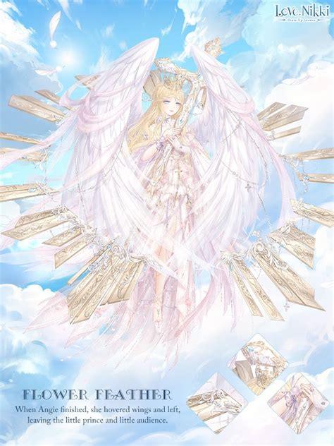 flower feather love nikki dress  queen wiki fandom