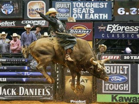 bull riding streak