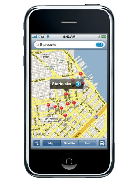 maps app for iphone maps to return on the iphone