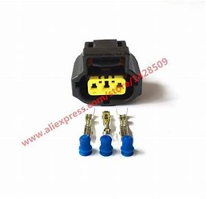 5 Sets Tyco Amp 3 Pin Pico 5716pt 1996 On For Ford