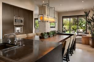 table islands kitchen 30 kitchen islands with tables a simple but clever combo