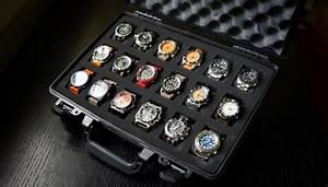 Boite De Montre : accessoires de montres bo tes bracelets remontoirs et gadgets ~ Teatrodelosmanantiales.com Idées de Décoration