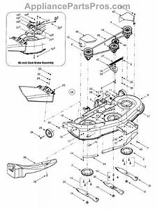 Parts For Statesman 13at608h016    2001  Deck Assembly  U0026quot H
