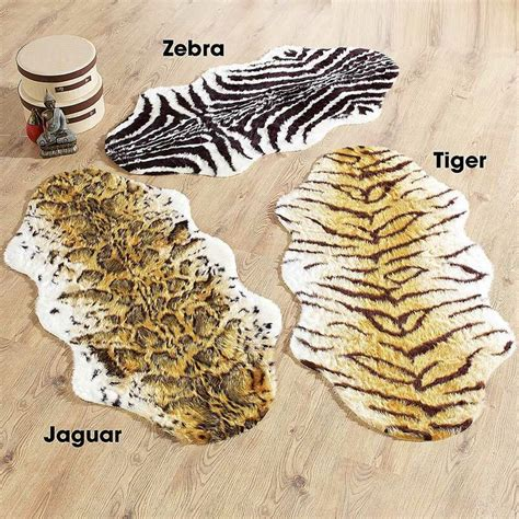 faux animal skin rugs 18 best images about animal print leather pleather