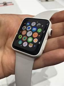 Apple Watch Series 2 Hands