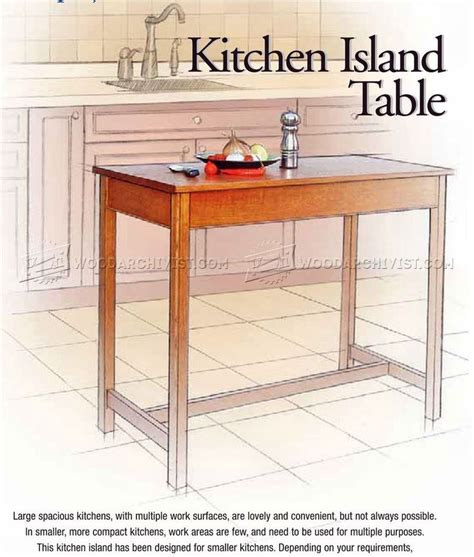 kitchen island table plans 112 best wood working images on joinery