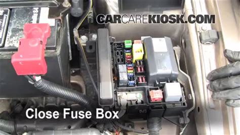 2000 Eclipse Fuse Box Relay N by Blown Fuse Check 1999 2003 Mitsubishi Galant 2002