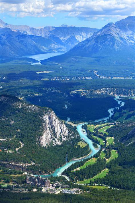Banff Bow Valley Canada Pinterest
