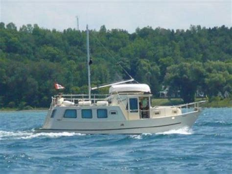 Creek Boats For Sale by 36 Kettle Creek Trawler For Sale Daily Boats Buy