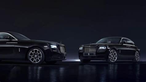 Rolls Royce Ghost Wraith Black Badge 2016related Car