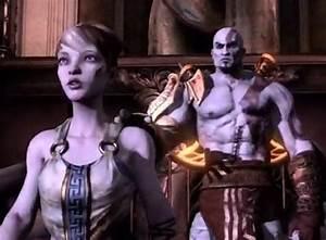 Kratos and Pandora by TheseDisturbingDeeds on DeviantArt