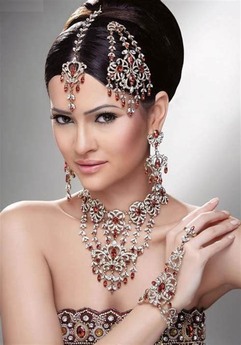 trends hairstyles indian bride hairstyles sleek stylish
