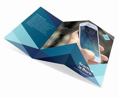 Fold Tri Brochure Dynamico Brochures Templates