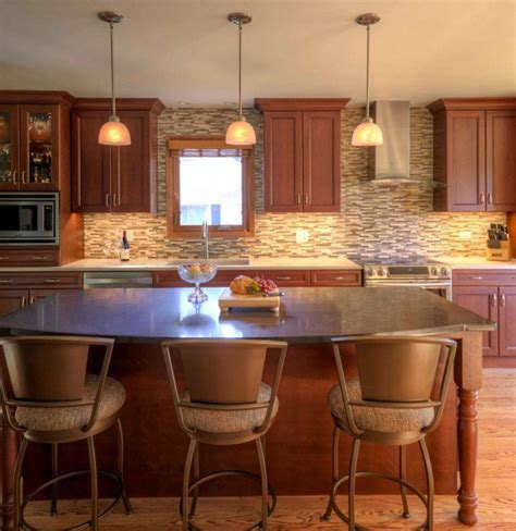 Kitchen backsplash trends reflect a new preference for