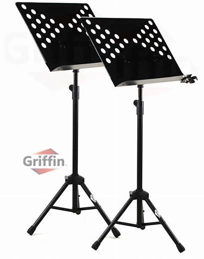 Stand Sheet Holder Stage Folding Conductor Stands