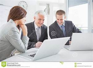 Business People At Work Royalty Free Stock Images - Image ...