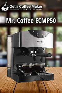 Mr  Coffee Ecmp50 Review  With Images