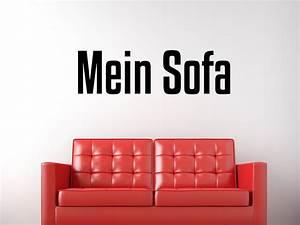 Sofa Selbst Gestalten : wohnzimmer wandtattoo selbst gestalten designlounge ~ Whattoseeinmadrid.com Haus und Dekorationen