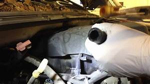 Replacing Broken Heater Hose Connector On Chevy Silverado