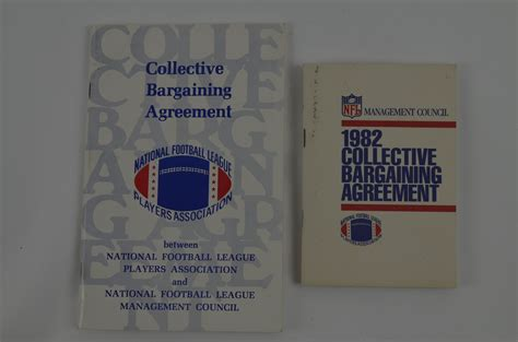 lot detail nfl lot   collective bargaining agreement