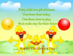 happy children 39 s day quotes wishes messages pictures sayingimages