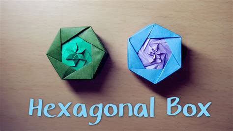 Fuse Box Tutorial by Hello Malinda Origami Tutorial Hexagonal Box Tomoko