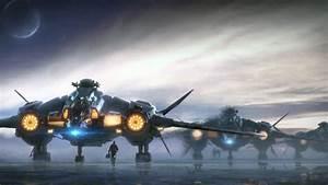 Star Citizen Science Fiction Video Games Vanguard