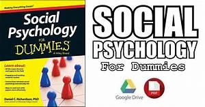 Psychology For Dummies Pdf Download  Rumahhijabaqila Com