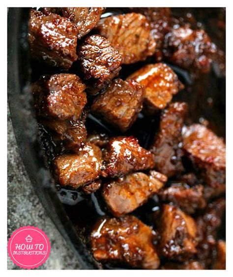 steak bites recipes ingredients easy howtoinstructions sirloin discover
