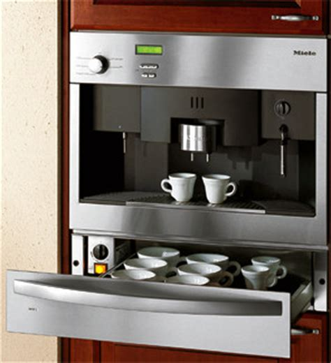 miele built cup plate warmer miele coffee system latest
