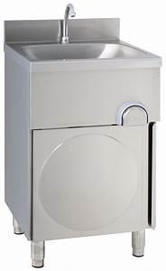 Unterschrank Mit Spüle : gastroxtrem handwaschbecken mit unterschrank sensormischbatterie infrarotarmatur ~ Frokenaadalensverden.com Haus und Dekorationen