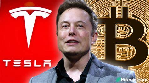 Abd merkezli elektrikli otomobil şirketi tesla, geçtiğimiz ay yaptığı. Elon Musk Ponders Tesla Putting Billions Into Bitcoin, Asking if Such Large Transactions Are ...