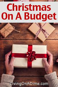 Christmas On A Budget Gift Ideas Tips And Recipes