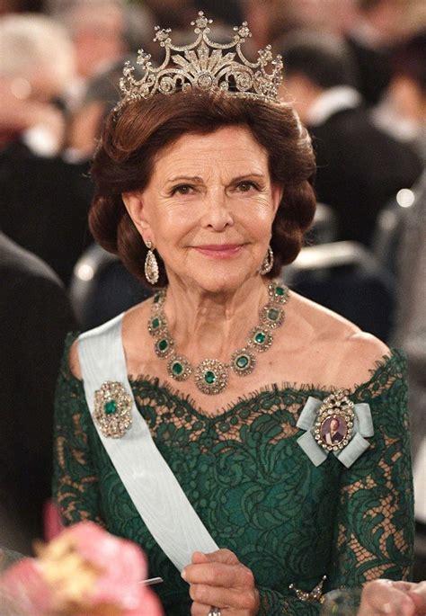 Princess Victoria Wear's Queen Silvia's Dress 23 Years ...