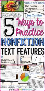 Grade Chart For Students 5 Ways To Practice Nonfiction Text Features Raise The